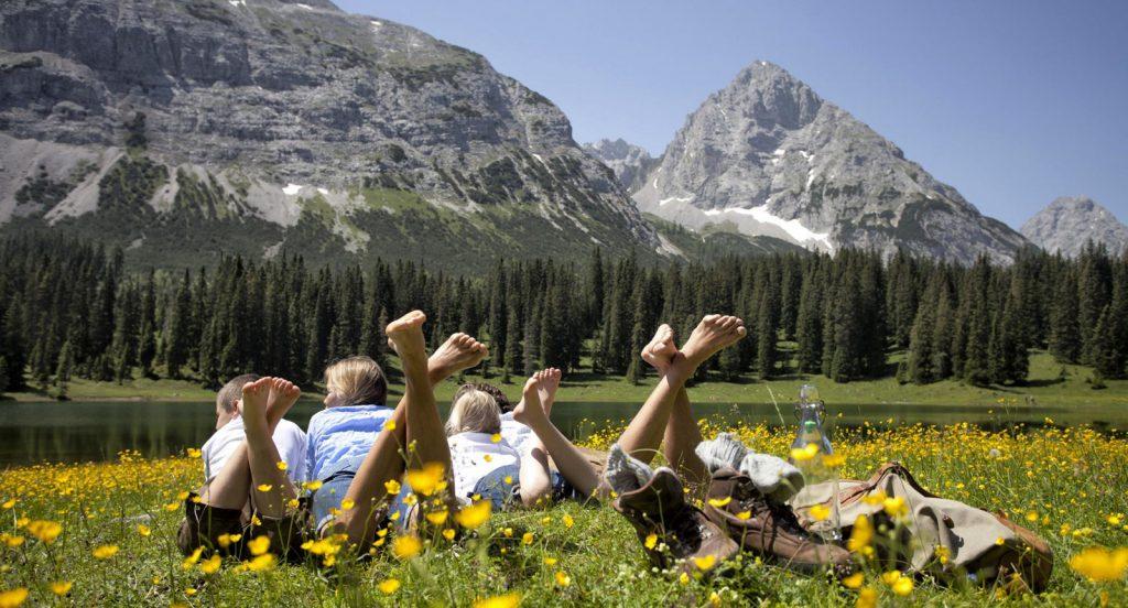 HeaderSlider Tyrol Startseite Sommer